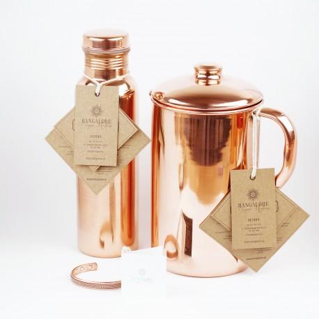 Dzbanek 2,2 litra , Butelka 950ml + Bransoletka za 1grosz