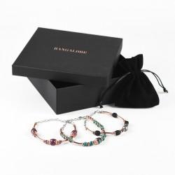 3 dowolne bransoletki Exclusive w pudełku prezentowym